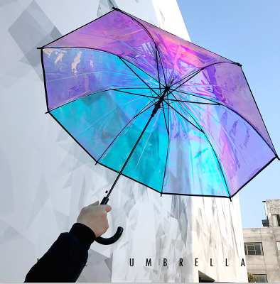laser shiny umbrella