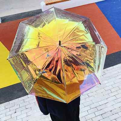 fashion clear umbrella