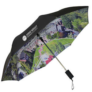unique advertising umbrella