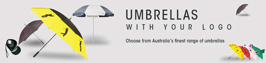 What are logo Umbrellas