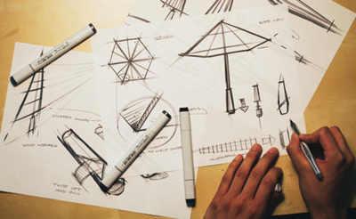 umbrella structure