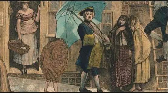 umbrella in britsh