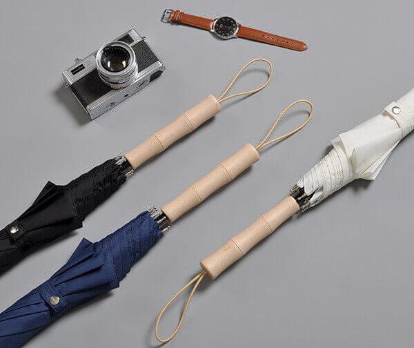 bamboo handle umbrella