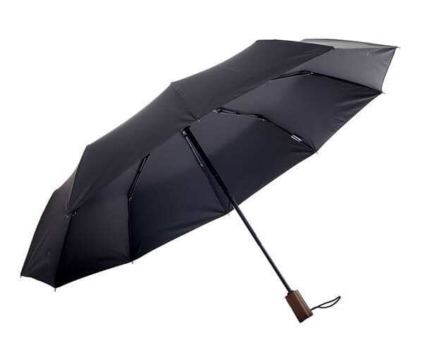 gentleman's umbrella wooden handle