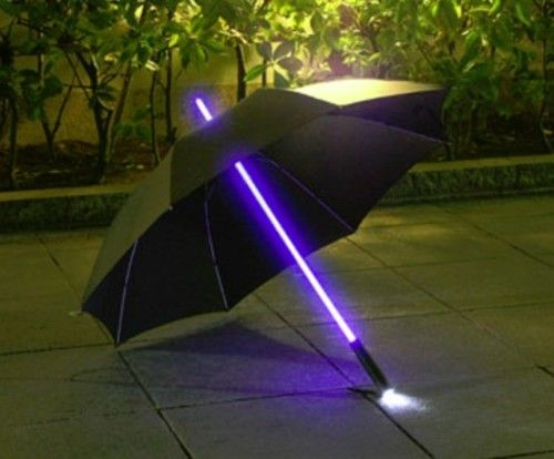 RAIN LED UMBRELLA