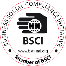 BSCI umbrella manufacturer Logo