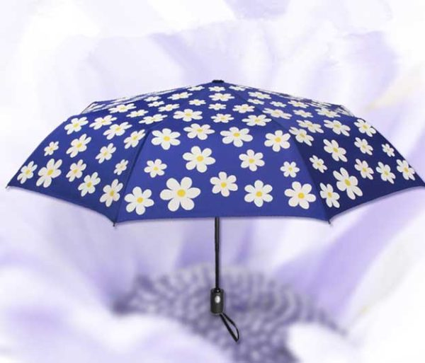 custom color changing umbrella