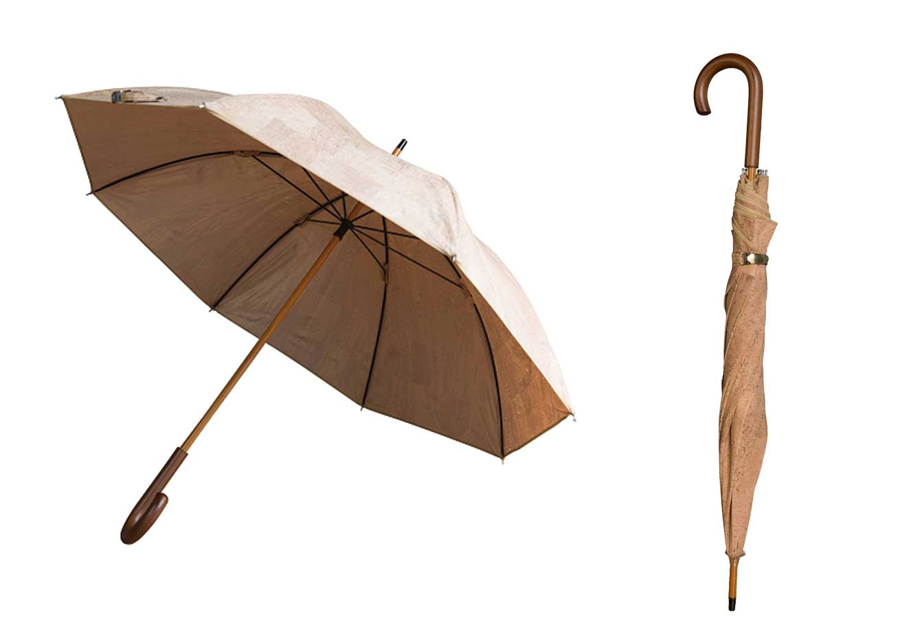 Bentley Cork Umbrella