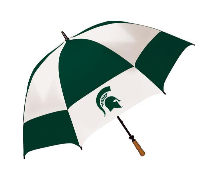 Closet 62 Michigan State University Golf Umbrella