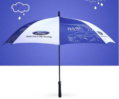 Custom Printed Hotel Umbrella For Promotional