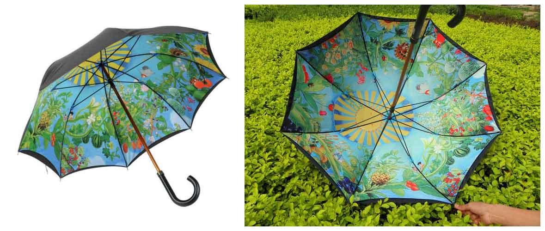 Hayao Miyazaki Art Umbrella