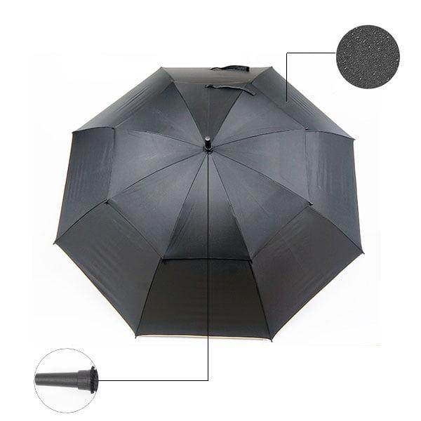 High-quality-vented-golf-umbrella