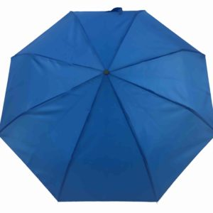 Manual open folding umbrella