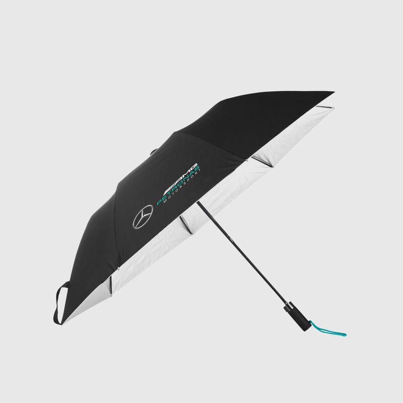 Mercedes AMG Petronas Compact Logo Umbrella