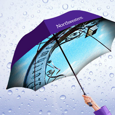 Northwestern Umbrellas