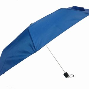 Promotional budget folding umbrella