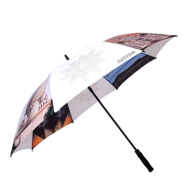 Promotional-custom-wind-proof umbrella