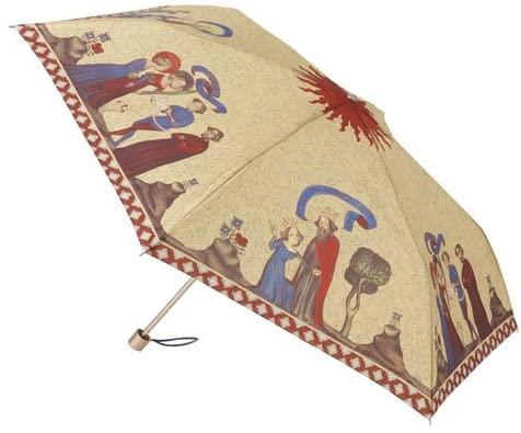 The Royal Cup Gold Art Umbrellas