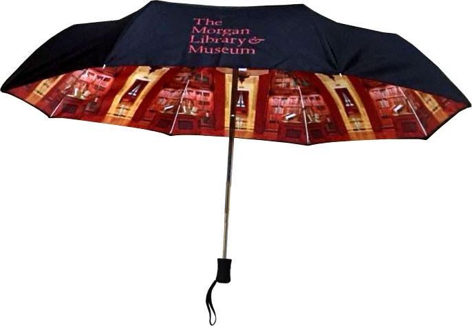 The Morgan Library Art Umbrella