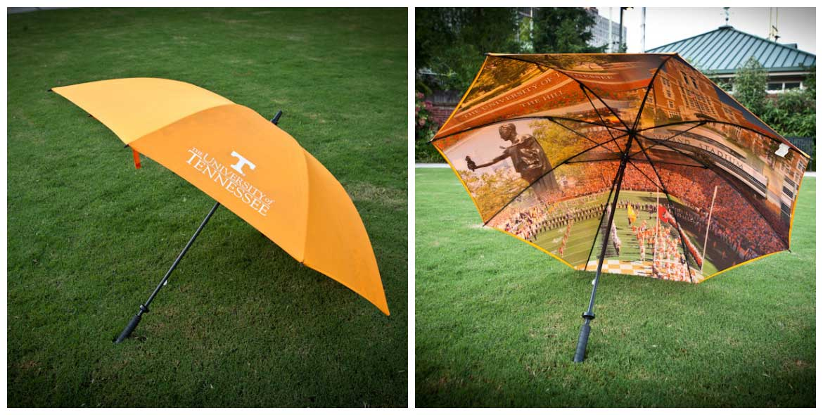 University of Tennessee Sports Umbrella