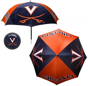 University of Virginia Imprinted Umbrella
