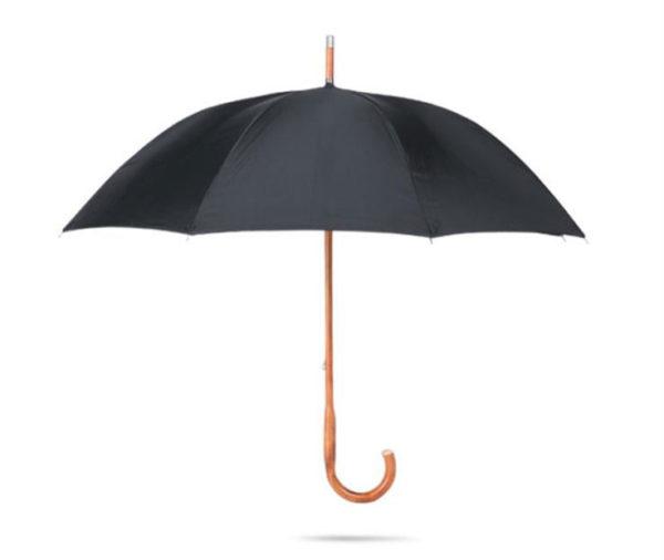 classic black walker umbrella