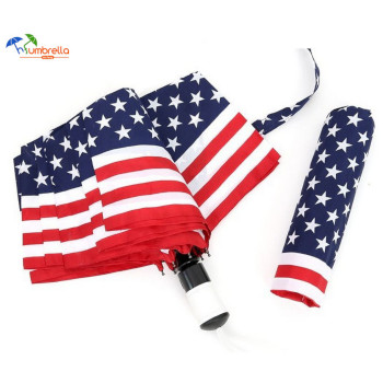 American flag Umbrellas