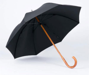 solid maple wood umbrella