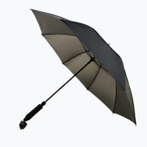 umbrella with a clamp
