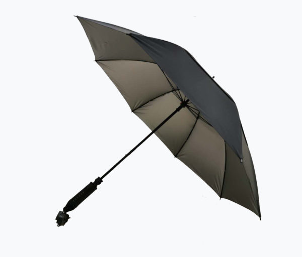 umbrella with a clamp