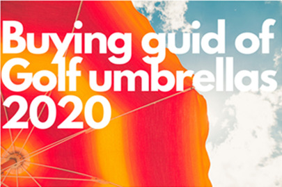 Buying guid of Golf umbrellas 2020