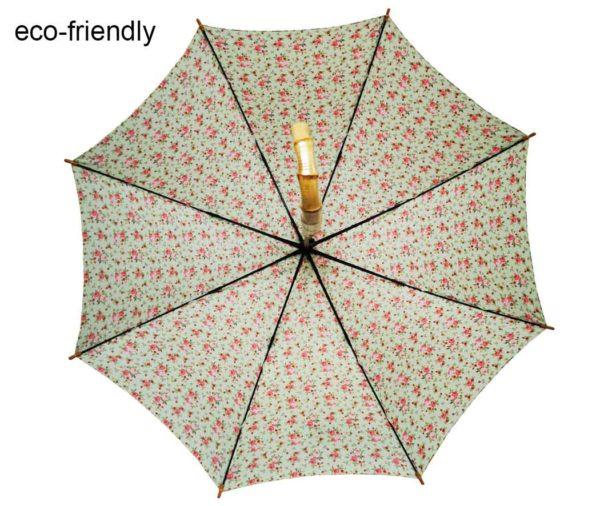 RPET Eco Friendly Custom Umbrella