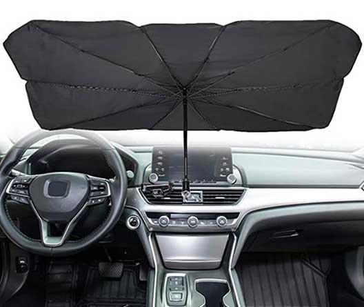 Car Windshield Sun Shade Umbrella