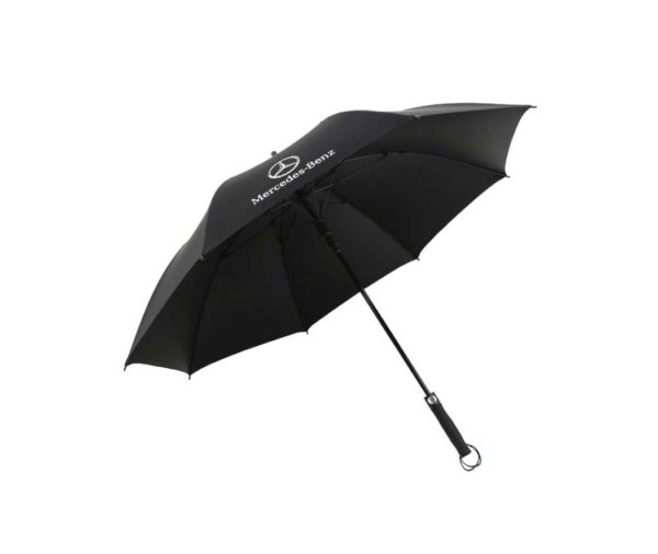 Custom Mercedes-Benz car golf umbrella