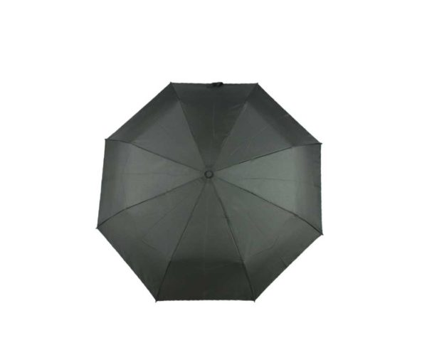 Folding Umbrella With Red Ribs