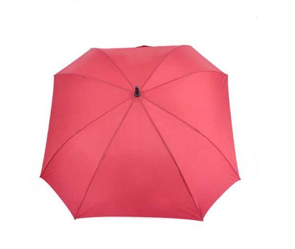 Square golf umbrella
