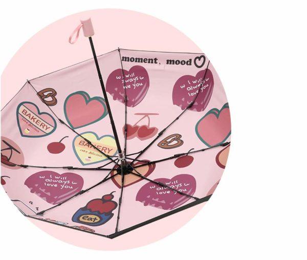 UK digital printing umbrella