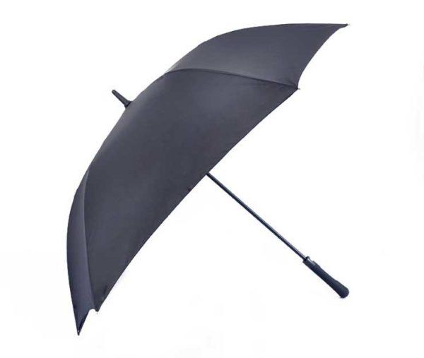 black square golf umbrella