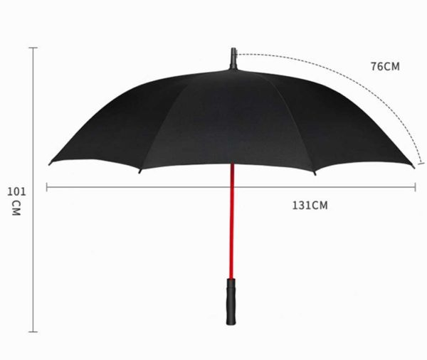 large size golf umbrella