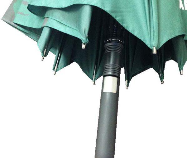 Auto open starbucks umbrella