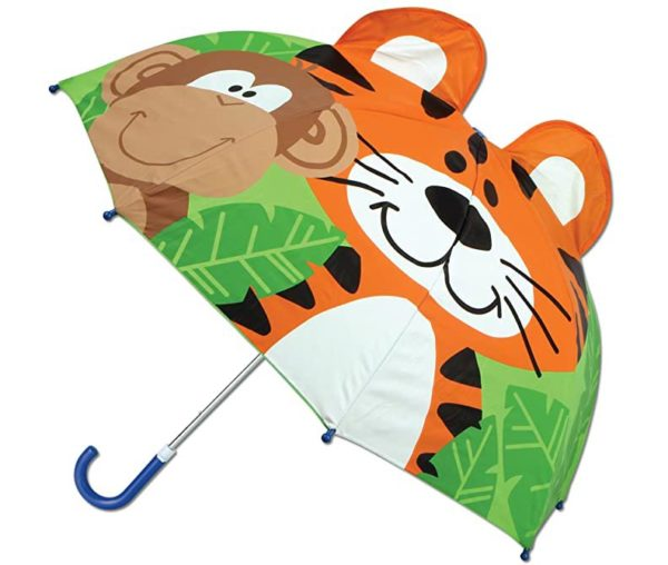 Custom Children's Animal Umbrellas
