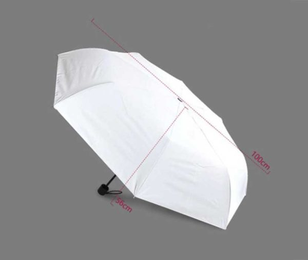 High Visibility Hi-Viz Safety Umbrella Hi-Viz Reflective Umbrella