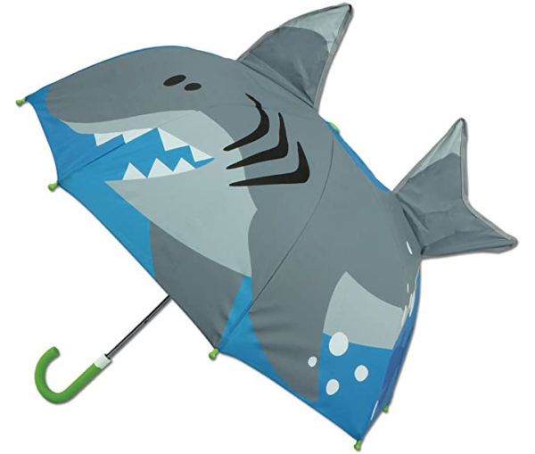 Personalized kids umbrellas