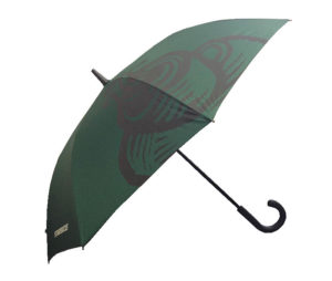 Starbucks umbrella