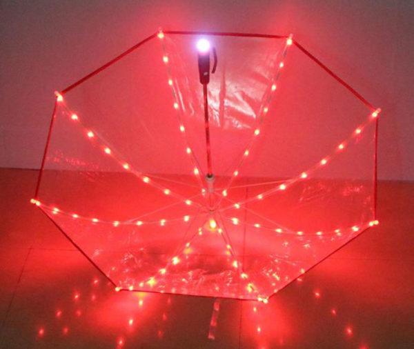 best led umbrellas