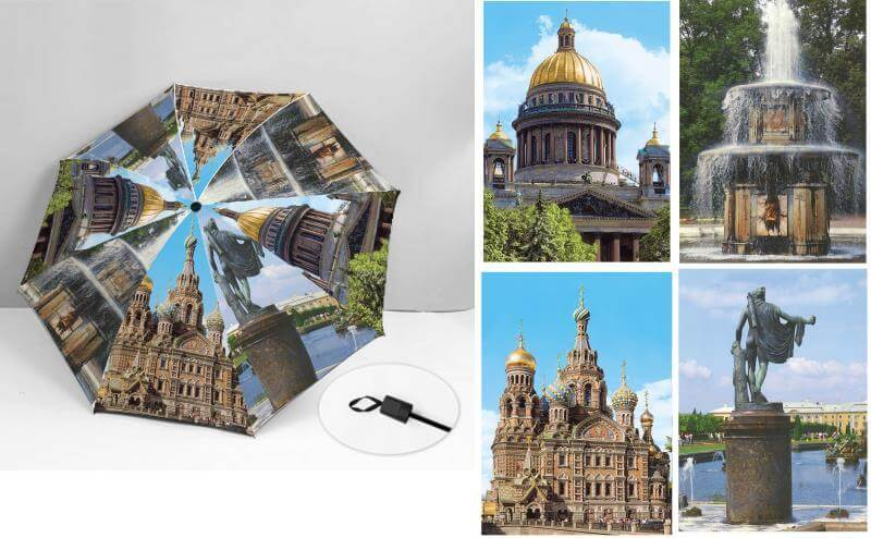 custom umbrellas with pictures