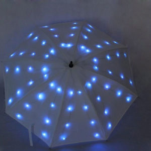 customized led umbrella