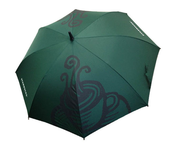 exclusive Starbucks umbrella