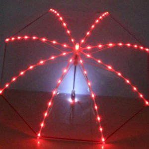 gift led umbrella