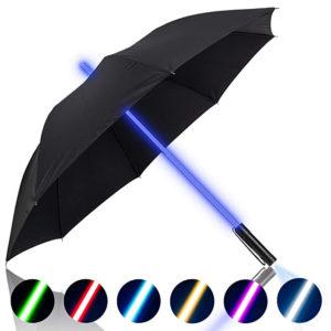 lightsaber led umbrellas